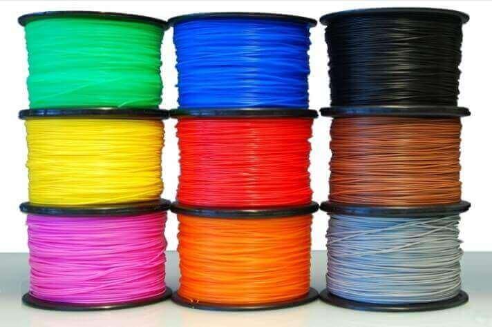 En İyi 3D Yazıcı Filamenti Türleri: PLA