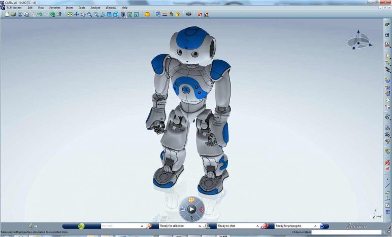 Image of Best 3D Software (3D Modeling Software/3D Design Software): CATIA