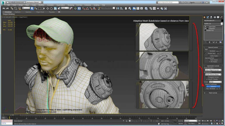 Image of Best 3D Software (3D Modeling Software/3D Design Software): 3ds Max