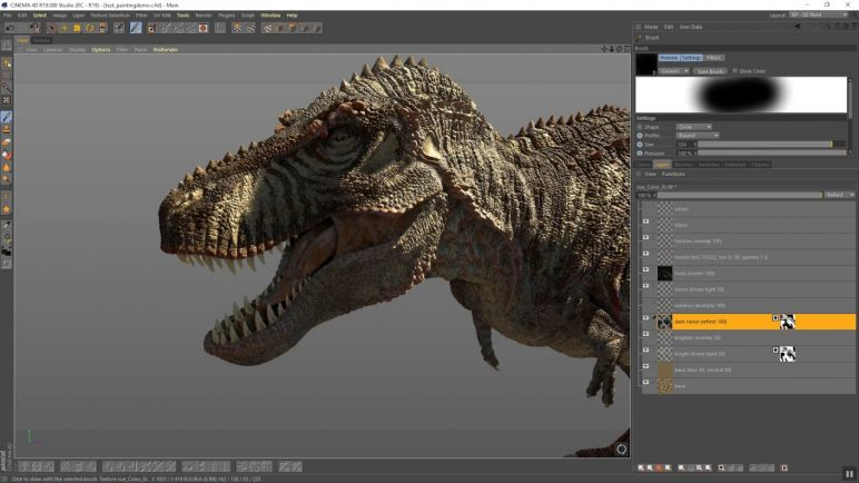 Image of Best 3D Software (3D Modeling Software/3D Design Software): Cinema 4D