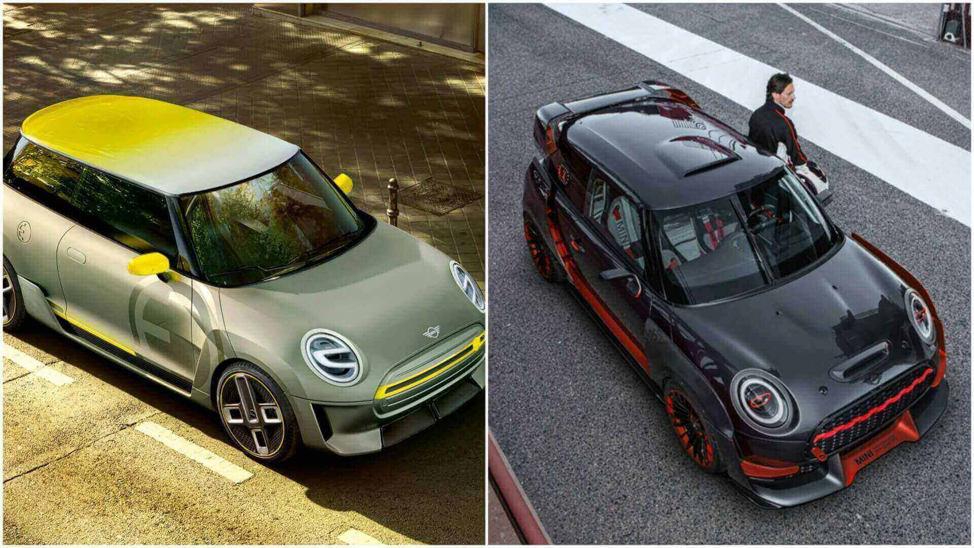 Bmw To Show Mini Concept Models With 3d Printed Parts All3dp