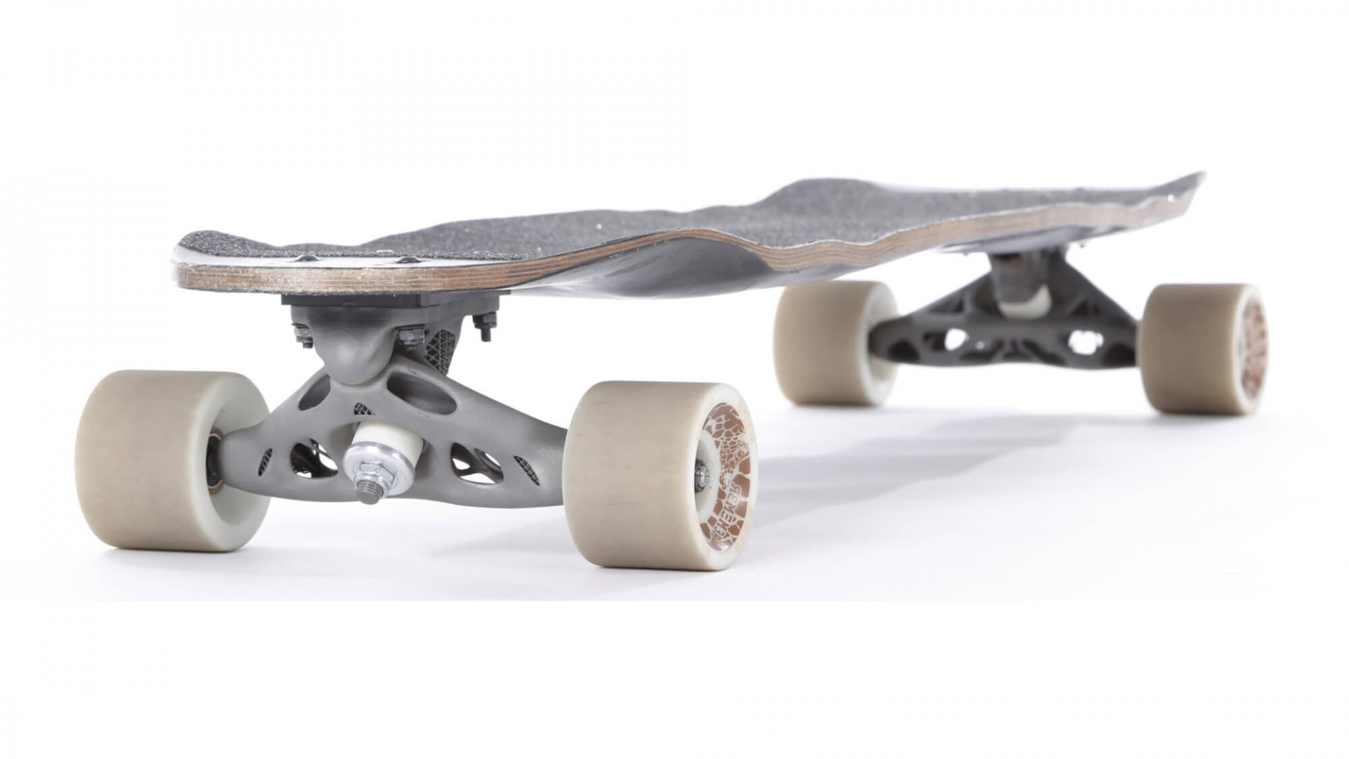 Skateboard Trucks Optimized For Downhill Racing With Metal