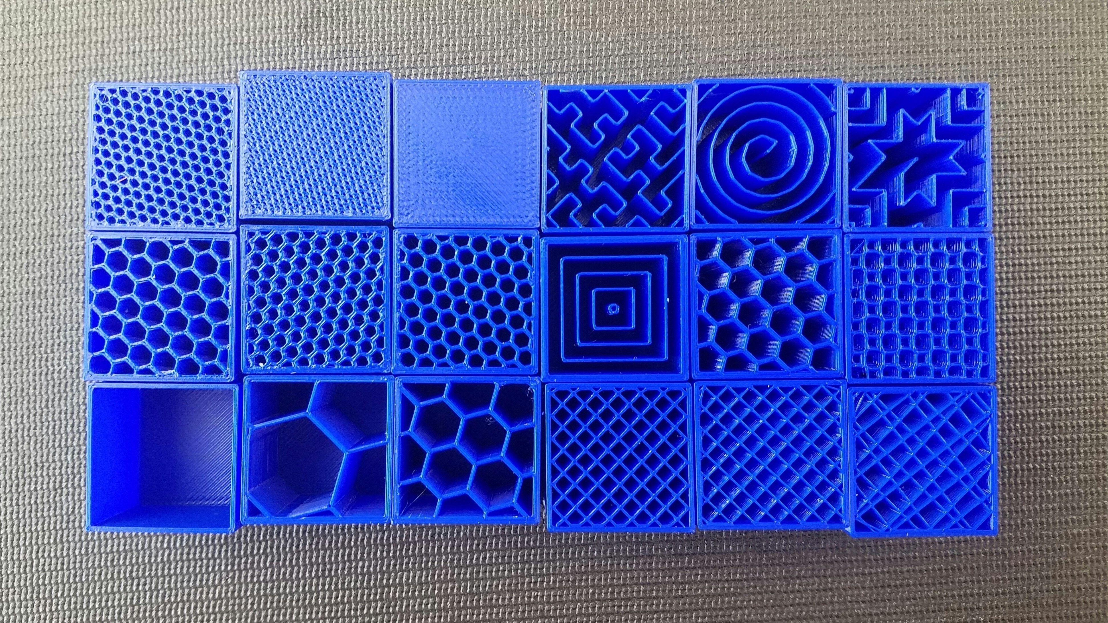 3d Printing Infill The Basics Simply Explained