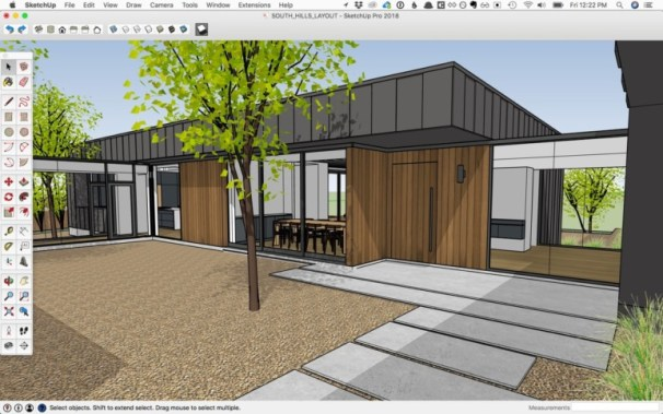SketchUp Pro 19 1 174 Crack 2019 With License Key Free Download