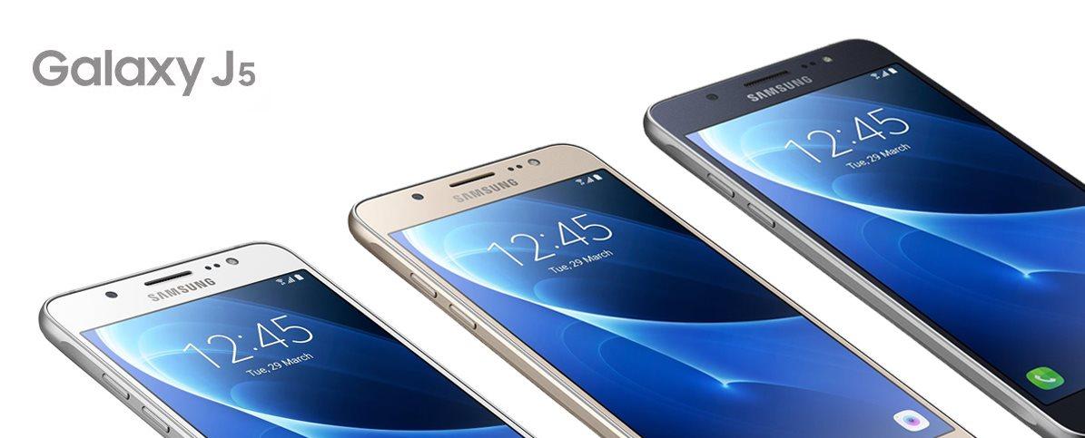 Mobilní telefon Samsung Galaxy J5 (2016)