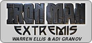 Marvel Motion Comics: Iron Man Extremis