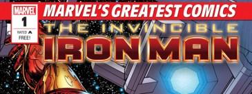 Marvel's Greatest Comics