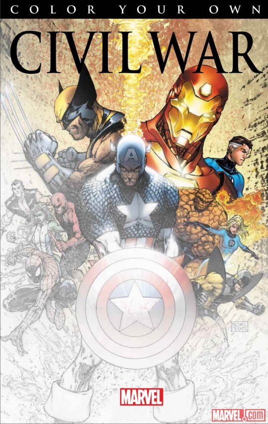Marvel Enters The Race For The Next Great American