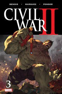Civil War II (2016) #3