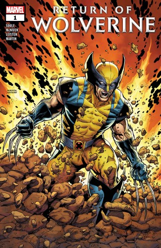 Image result for return of wolverine 1
