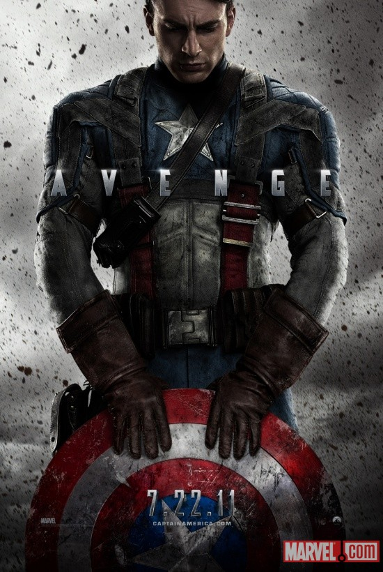 FILM REVEIW: CAPTAIN AMERICA: THE FIRST AVENGER