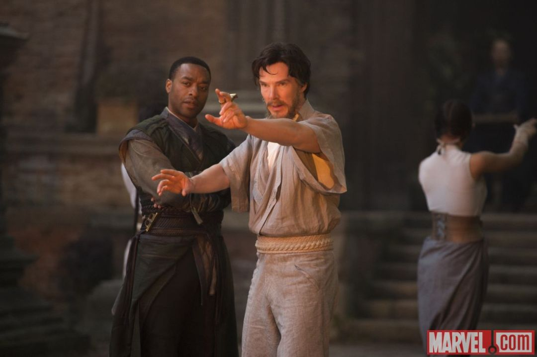 Doctor Strange TV Spots Revealed 1