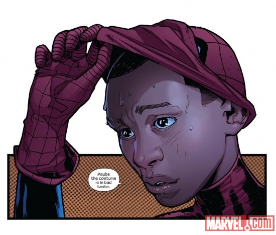 Miles Morales is Spider-Man