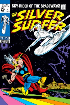 Image result for silver surfer 4