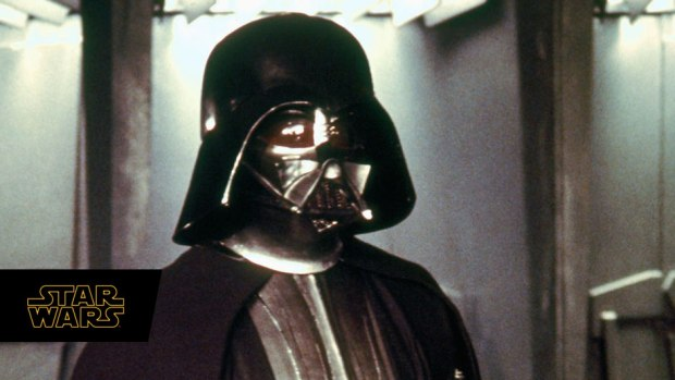 Darth Vader (photo copyright Lucasfilm Ltd. & TM. All Rights Reserved)