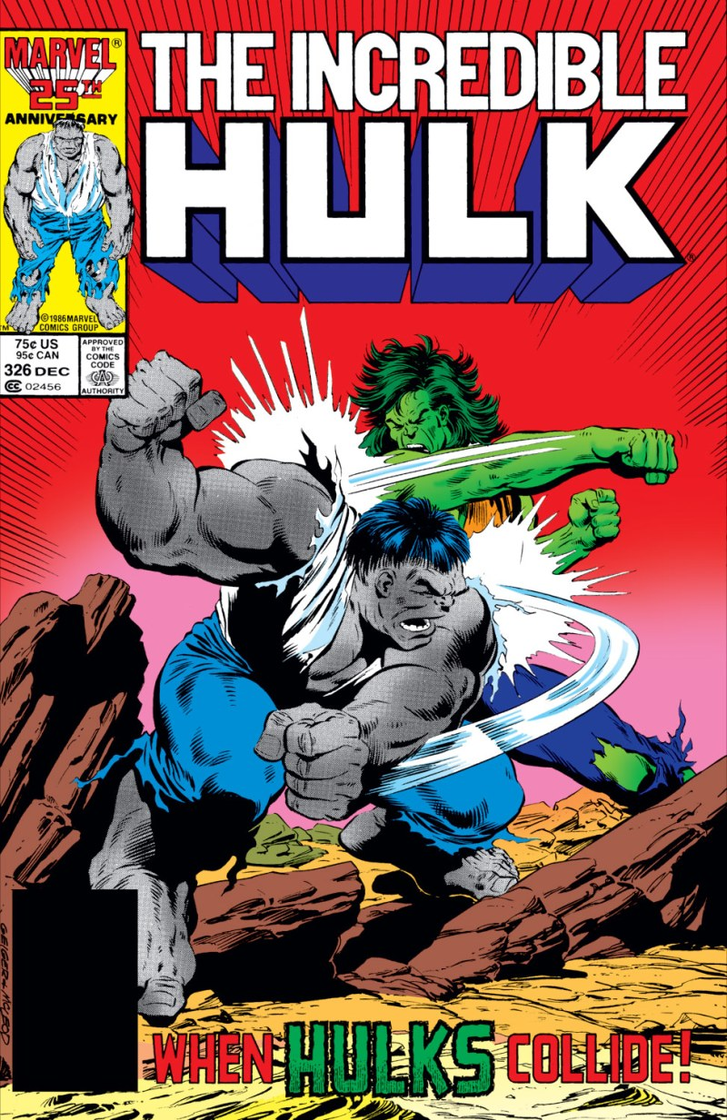 Incredible Hulk (1962) #326 | Comic Issues | Marvel