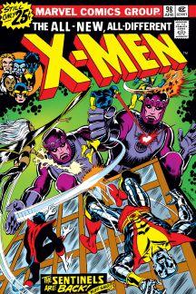 Uncanny X-Men (1963) #98