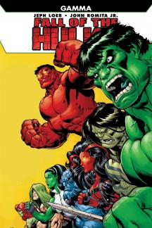 Fall of the Hulks Gamma (2009) #1