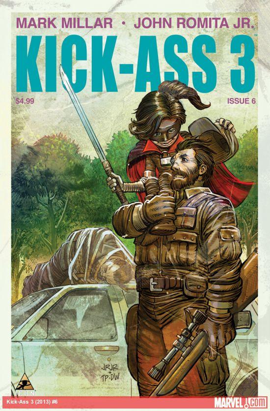 Kick-Ass 3 #6