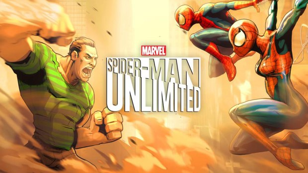 Spider-Man Unlimited: Issue #4