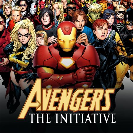Image result for The Initiative marvel