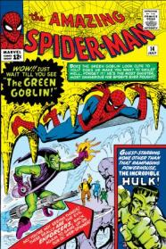 Image result for amazing spider man 14 comic