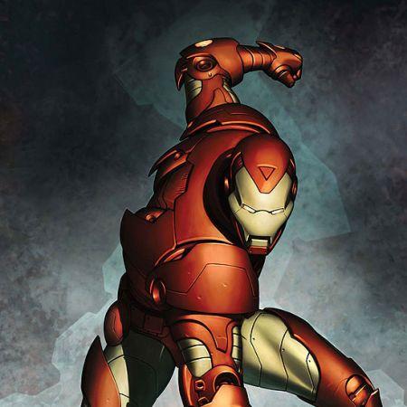 iron man poster book 2008 comic