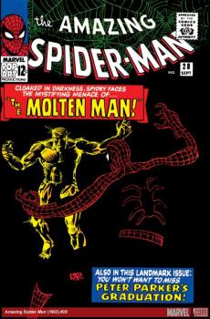 Image result for amazing spiderman 28
