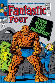 Fantastic Four (1961) #51