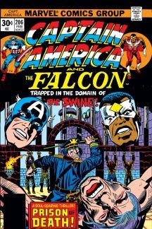 Captain America (1968) #206