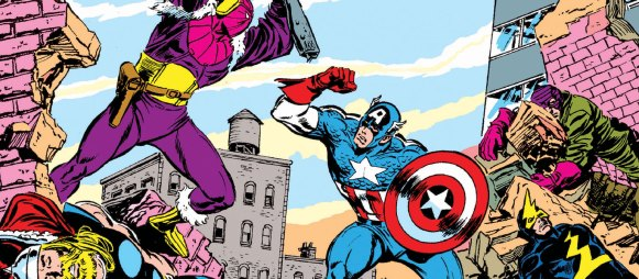 Image result for avengers under siege