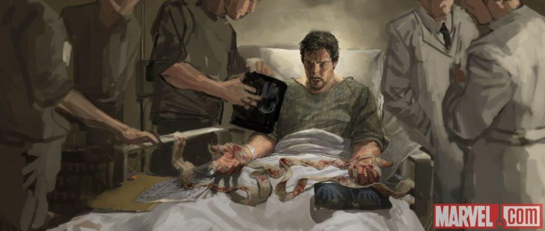 New Doctor Strange Concept Art Revealed 4
