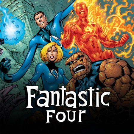 Fantastic Four 1998 2012