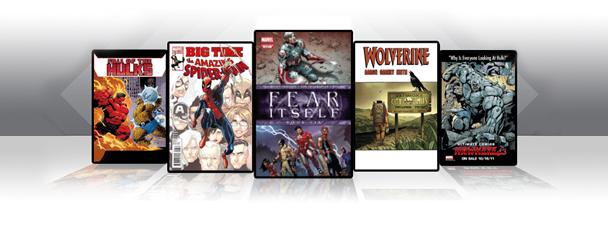 Marvel Comics App: Latest Titles 10/19/11
