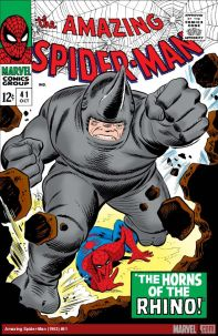 Image result for amazing spider man 41 comic