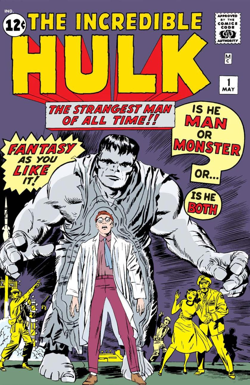 Incredible Hulk (1962) #1 | Comic Issues | Marvel