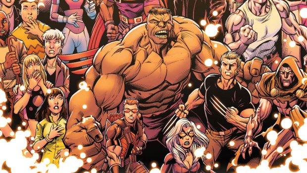 Ultimate Universe: The End -- Summer 2015