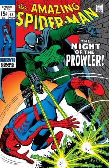 Image result for amazing spider man 78 comic