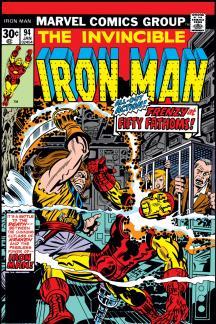 Iron Man 1968 94 Comics