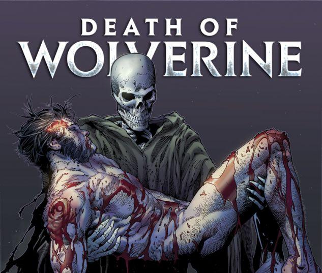 Resultado de imagen de muerte de wolverine