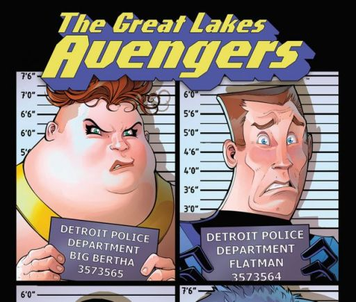 Image result for great lakes avengers