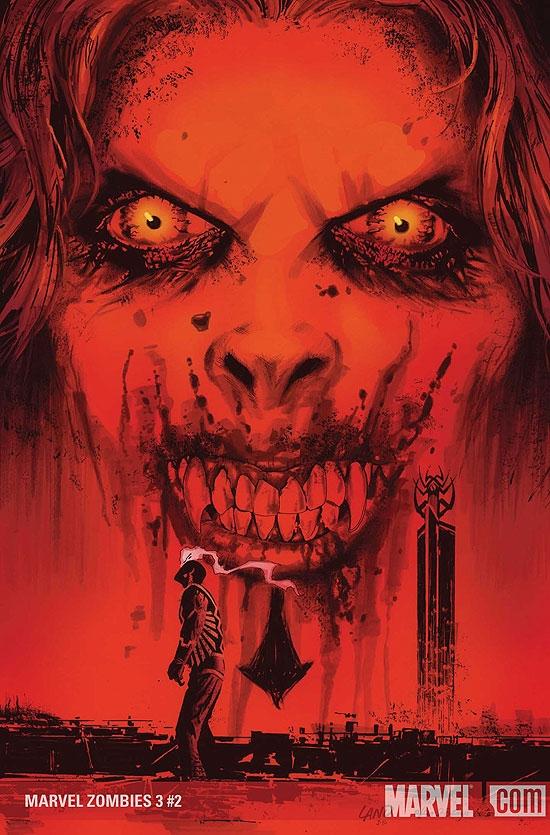 Marvel Zombies 3 #2