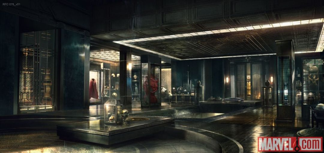 New Doctor Strange Concept Art Revealed 3
