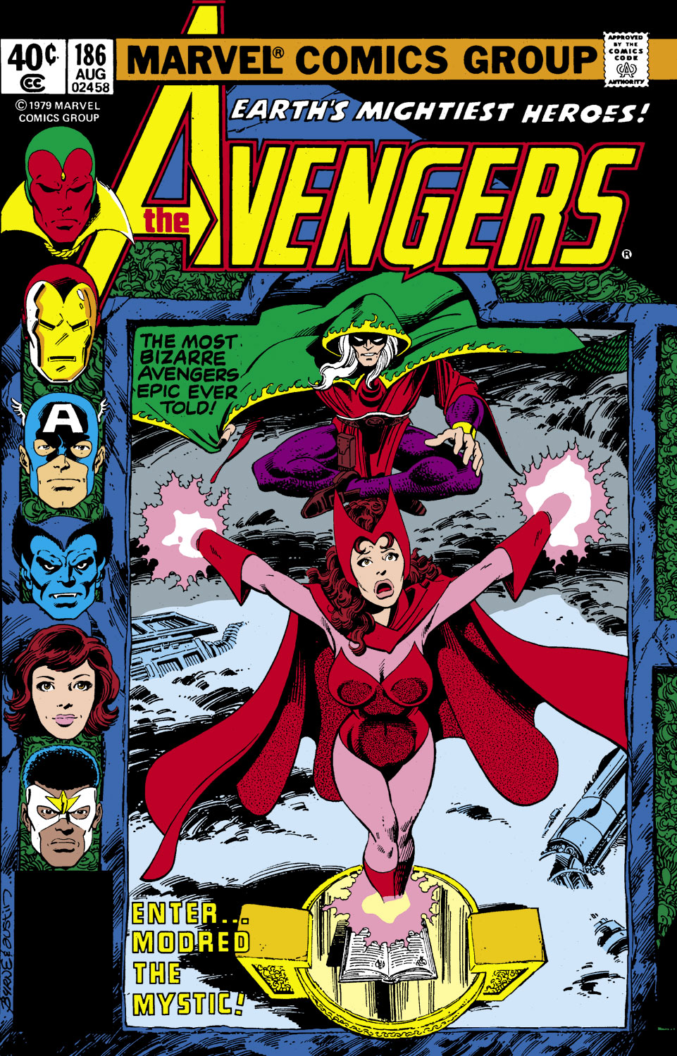 Avengers (1963) #186 | Comic Issues | Marvel