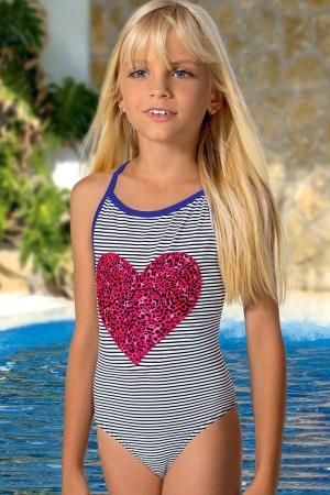 reducere Costum de baie fetite Nikki M57, cel mai mic pret