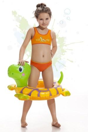 reducere Costum de baie fetite Turtle, cel mai mic pret