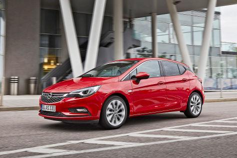 Opel Astra K IAA 2015 Test Fahrbericht Autobildde