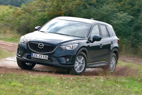 Mazda Cx 5 Gebrauchtwagen Test Autobild De