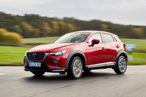 Mazda Cx 3 Im Gebrauchtwagentest Kleines Suv Zum Guten Preis Autobild De