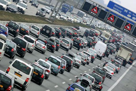 Stress Studie Staus Gefhrden Die Gesundheit Autobildde